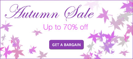 Autumn Lingerie Sale