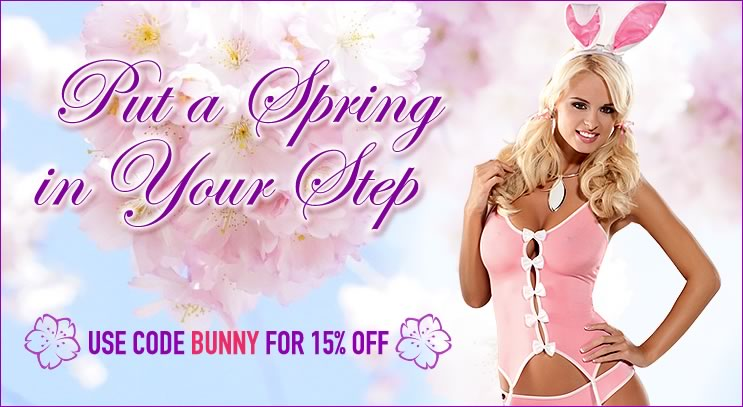 Save 15% this Easter