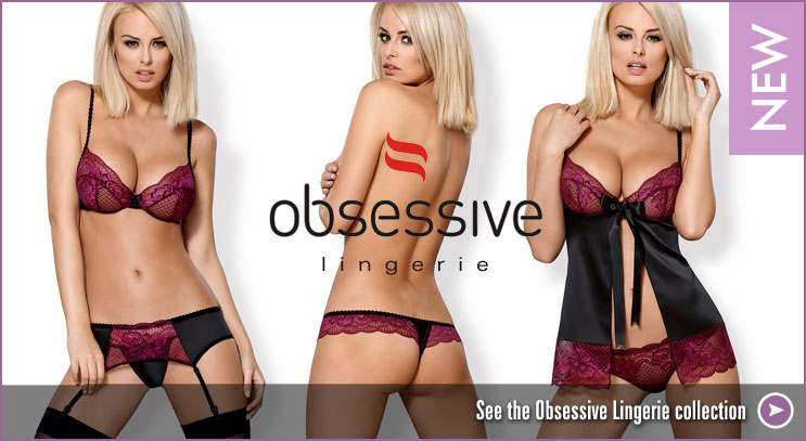 New Obsessive Lingerie Collection