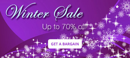 Winter Lingerie Sale