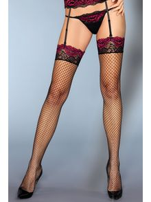 Perry Fishnet Stockings