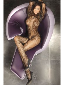 Abra Crotchless Body Stocking