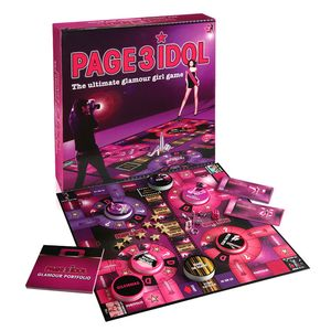 Page 3 Idol Board Game