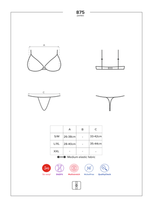 875-SET-1 size guide